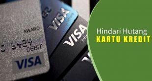 Pentingnya mengurangi hutang kartu kredit