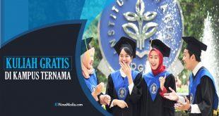 kuliah gratis dengan KIP Kuliah