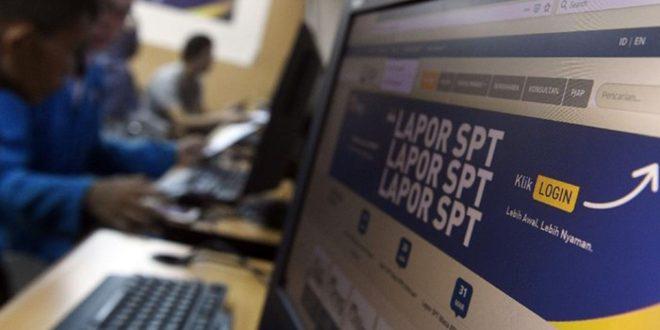 lapor pajak online