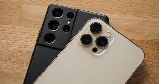 hp flagship androin dan iphone